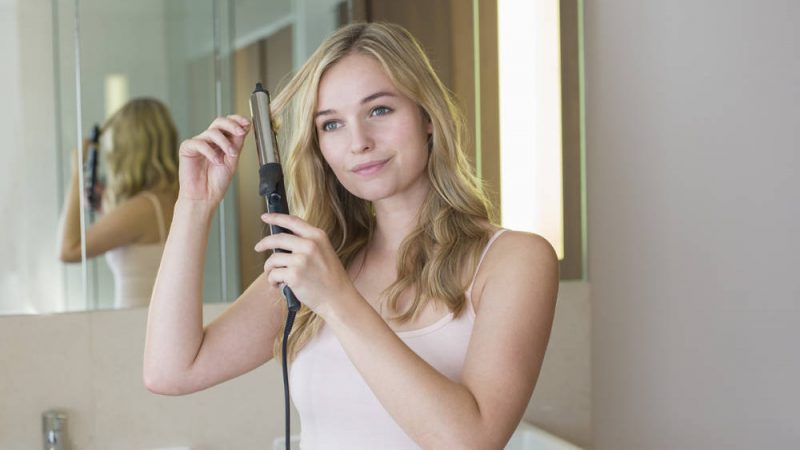 Some of The Best Curling Iron Tips