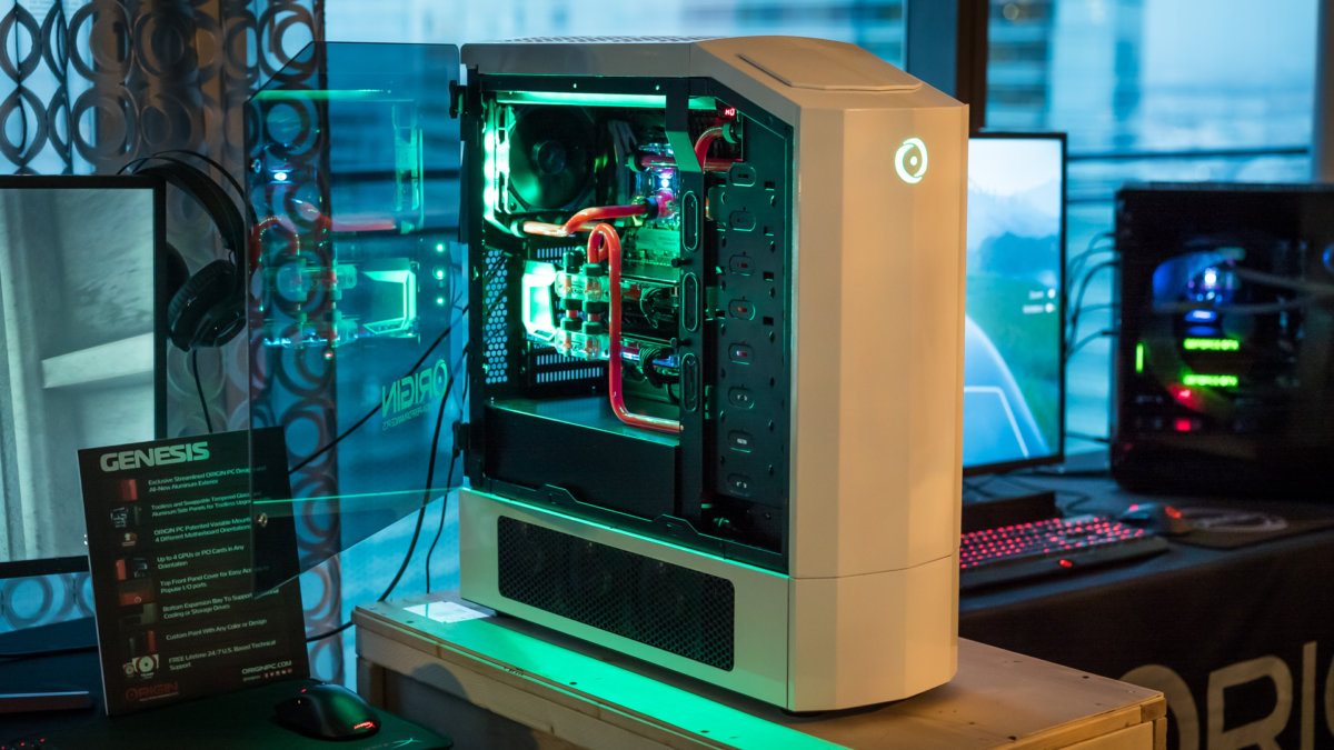 Building Your First Gaming PC