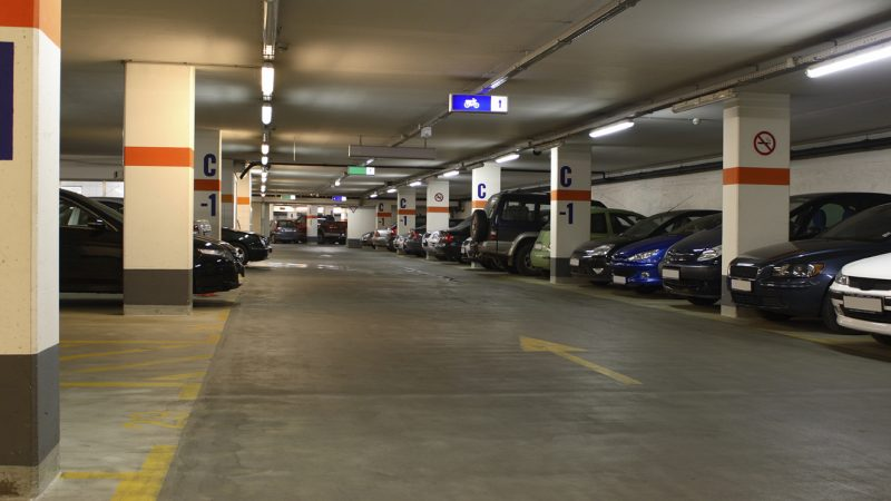 Mistakes to Avoid When Cleaning Your Parking Lot