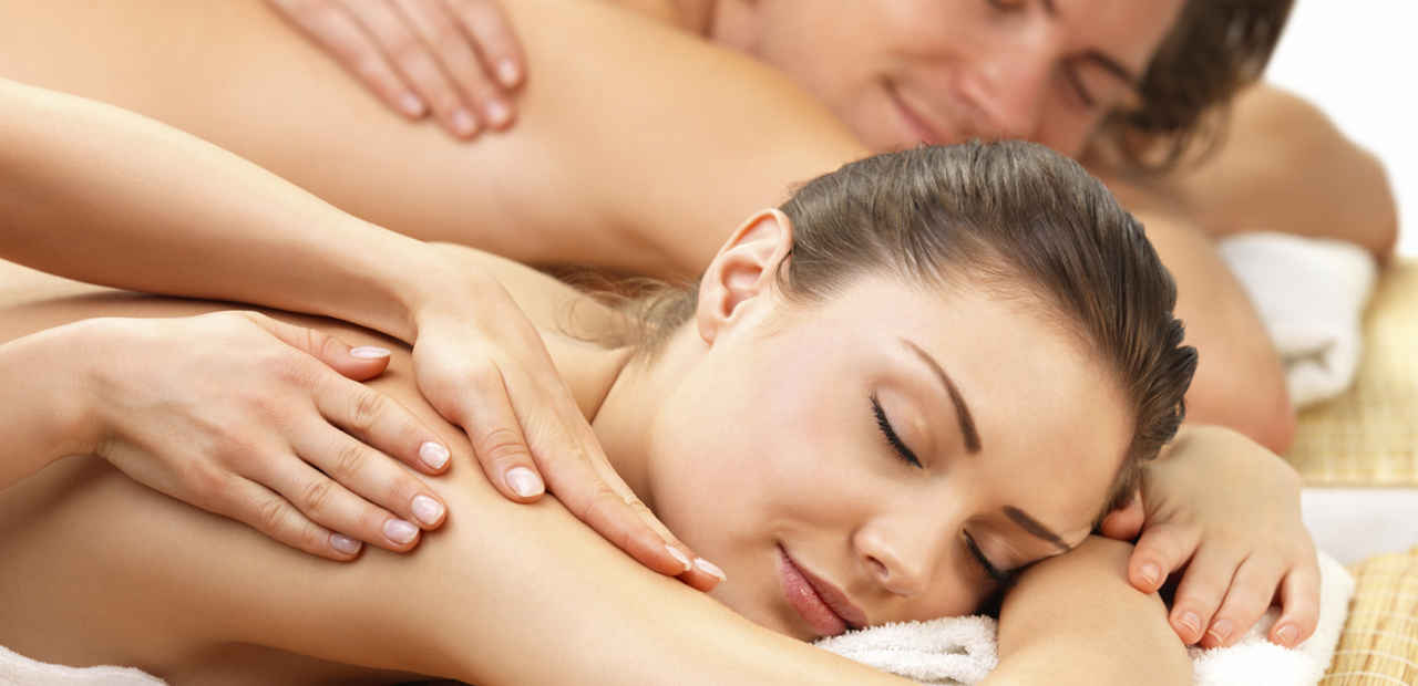 Making The Most Out of a Couples Massage