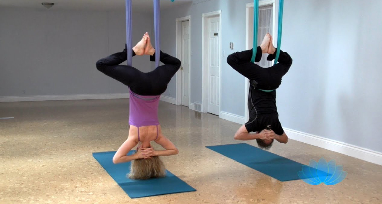 Everything You Need To Know About Yoga Swing