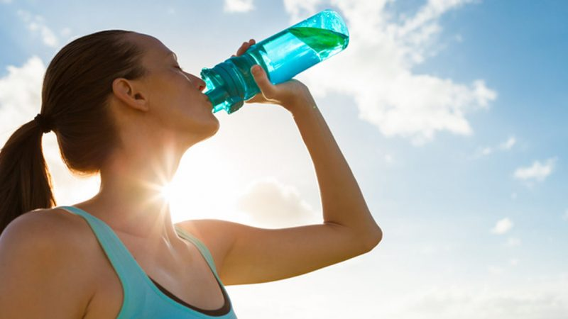 3 Easy Ways to Drink More Water Daily
