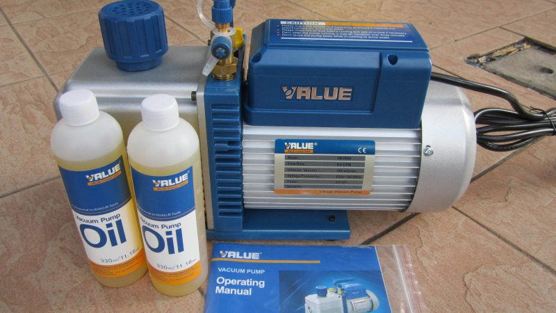 Everything That You Need to Know About AC Vacuum Pumps
