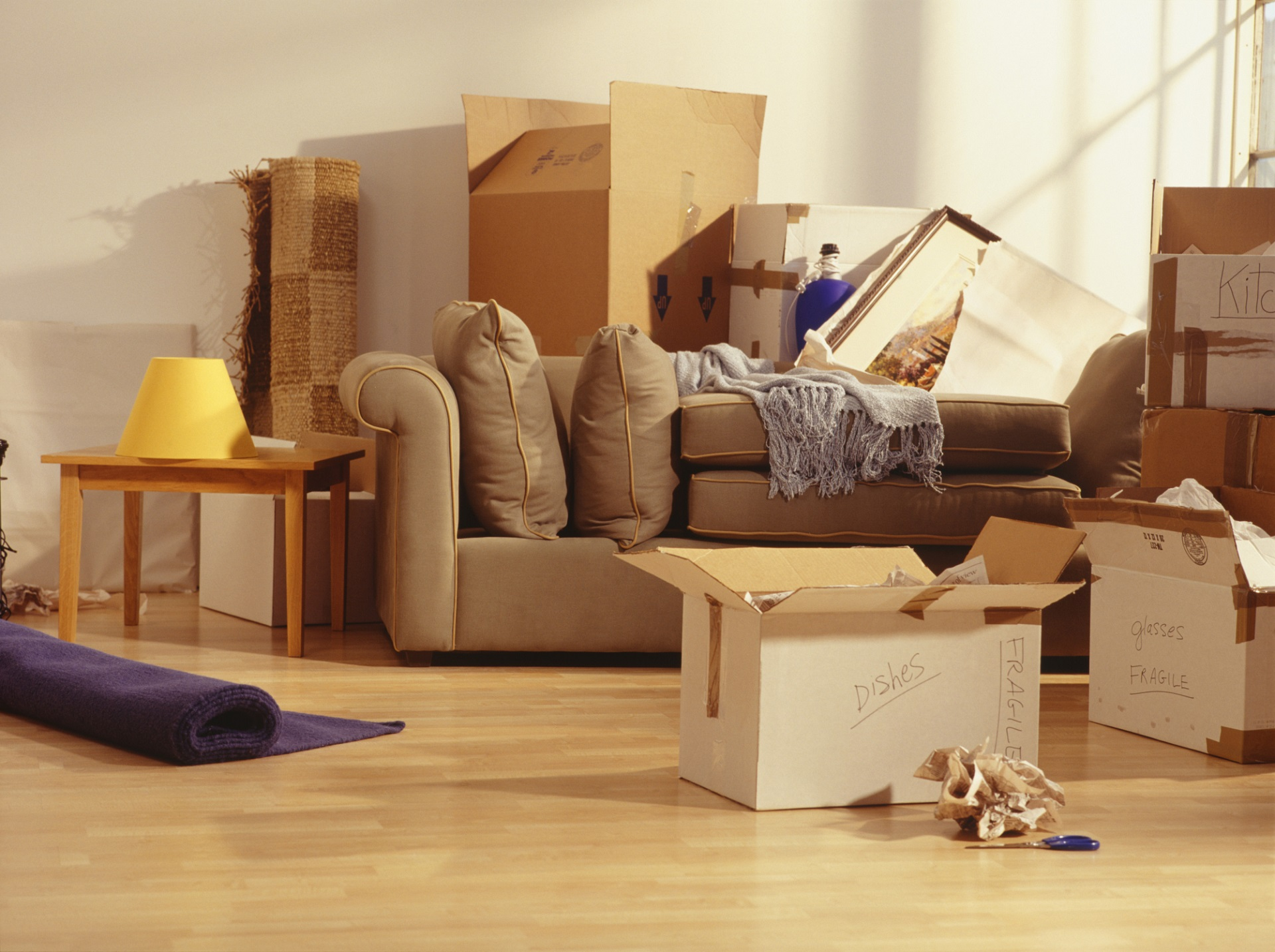 Useful Moving Tips