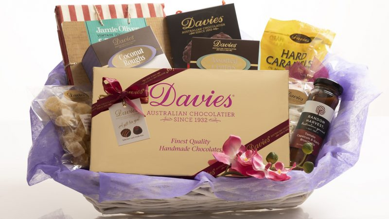 Putting Together a Great Gift Basket