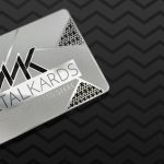 metal business card printer