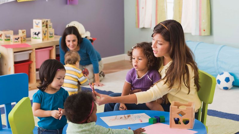 How to Choose The Right Day Care Center