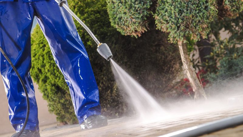 Benefits of a Good Pressure Washing Service